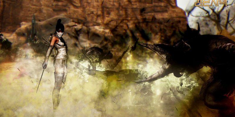 Black Desert: Neue Klasse ist weiblicher Ninja, für Experten gedacht