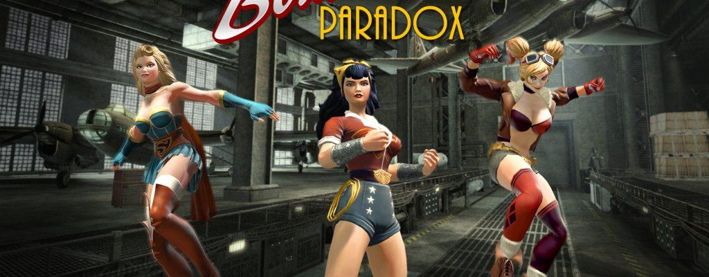 DC Universe Online: Im August kommen 40er-Jahre-Heldinnen in Pin-Up-Pose