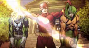 DCUO-Flash