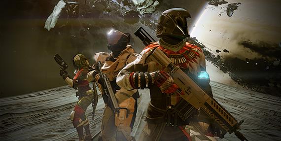 Destiny verspricht: Oryx' Schiff enthält Geheimnisse, Feinde, Schätze