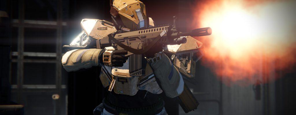 Destiny: Waffentag am 27.1. – Banshee steht für Ballern, Bestellen, Abholen