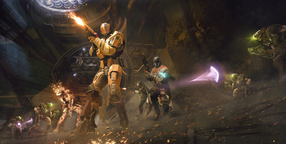 Destiny verspricht: Neues Quest-System