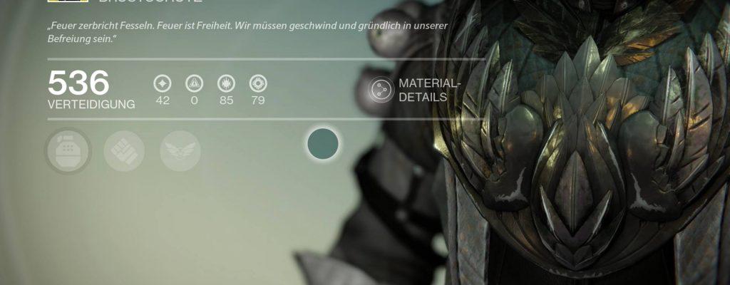 Destiny: Die Läuterer-Robe für den Sonnensänger-Warlock – Was kann sie?