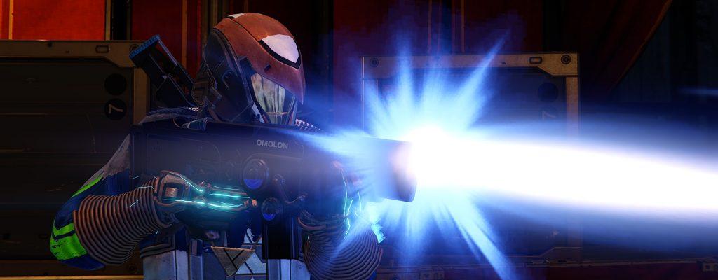 Destiny: Banshee-44 nimmt am 16.12. Aufträge für 2 Super-Waffen entgegen