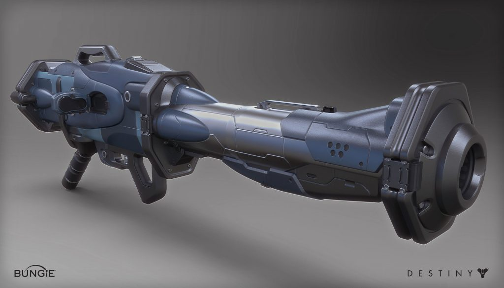 Destiny-Rocket-Launcher