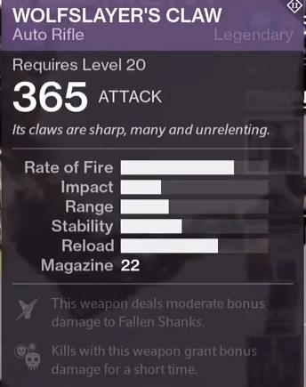 Destiny-Variks-Automatikgewehr