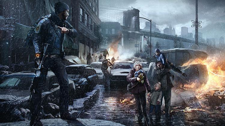 Division-Zivilisten