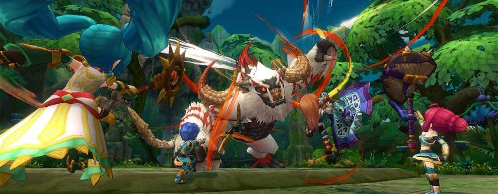 """Dragomon Hunter: Neue Klasse """"Samurai"""" und 2 frische Dungeons"""