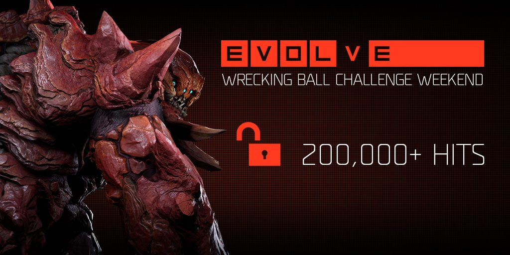 Evolve Behemoth Blood Rock