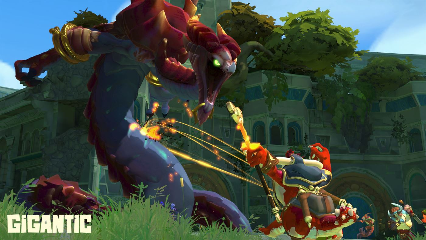 Gigantic Screenshot-Naga