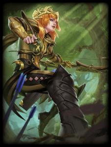 Smite God Card Artemis Stalker Smite