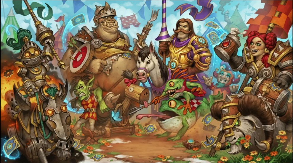 HearthStone Grand Torunament