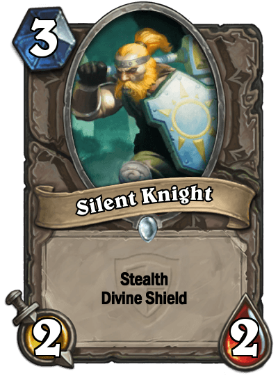 HearthStone Silent Knight
