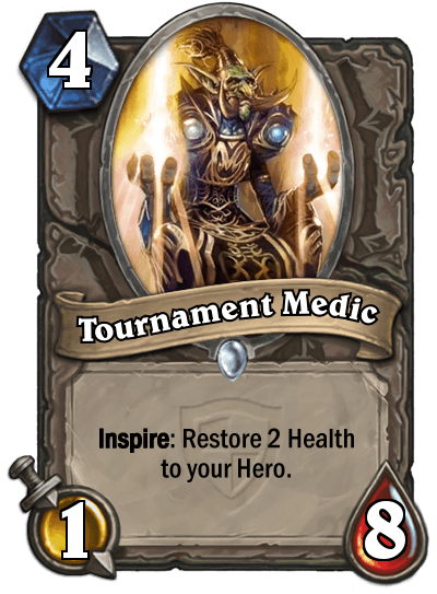 HearthStone Tournament Medic