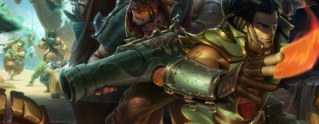 League of Legends: Neuer Spielmodus – Black Market Brawl!