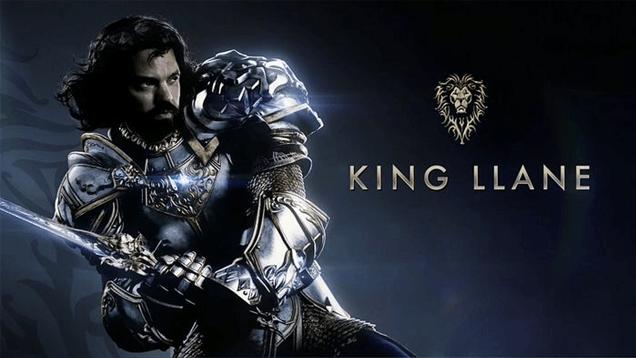 Llane Wrynn Warcraft