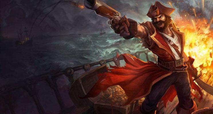 League of Legends: Sie haben Gangplank getötet, aus dem Spiel genommen
