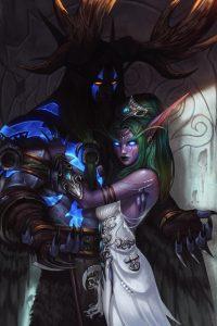 Die Druiden der Nachtelfen sind die aktuellen Wächter des Traumes. Bildquelle