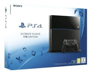 PS4 1TB Edition