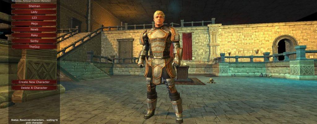 Kickstarter des MMORPGs Project Gorgon gestartet