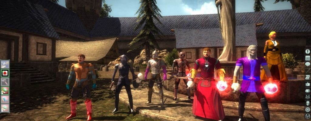 Project Gorgon: Retro-MMORPG verfehlt Crowdfunding-Ziel, geht trotzdem bald in Early Access