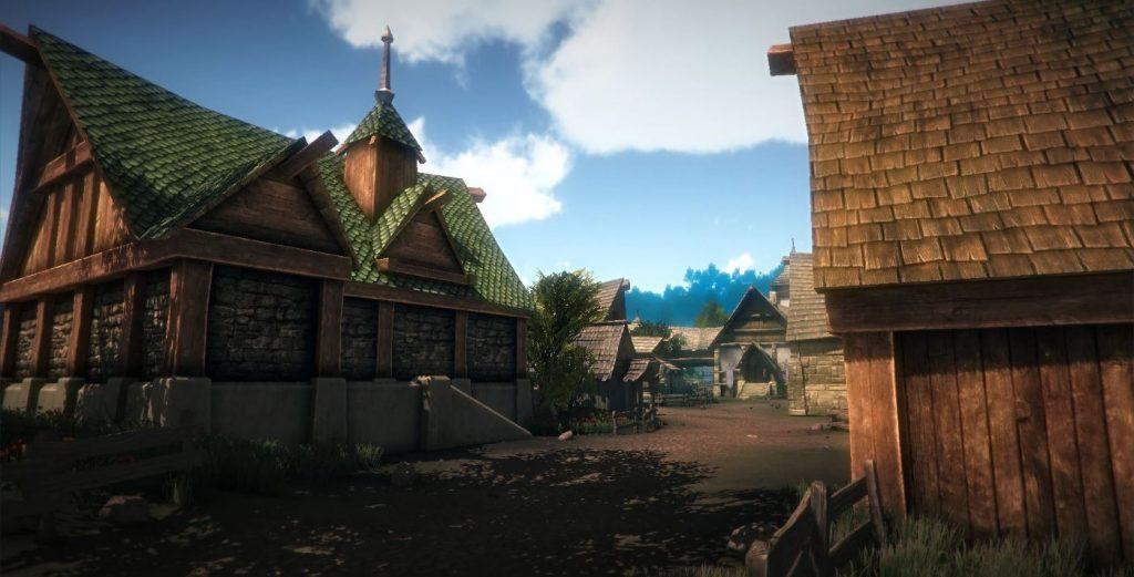 Project Gorgon Housing