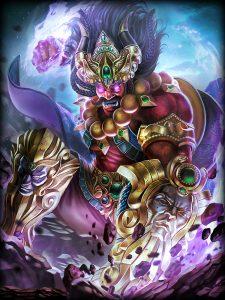 Ravana ist immun gegen Götter und Dämonen - zum Glück nur in der Lore.