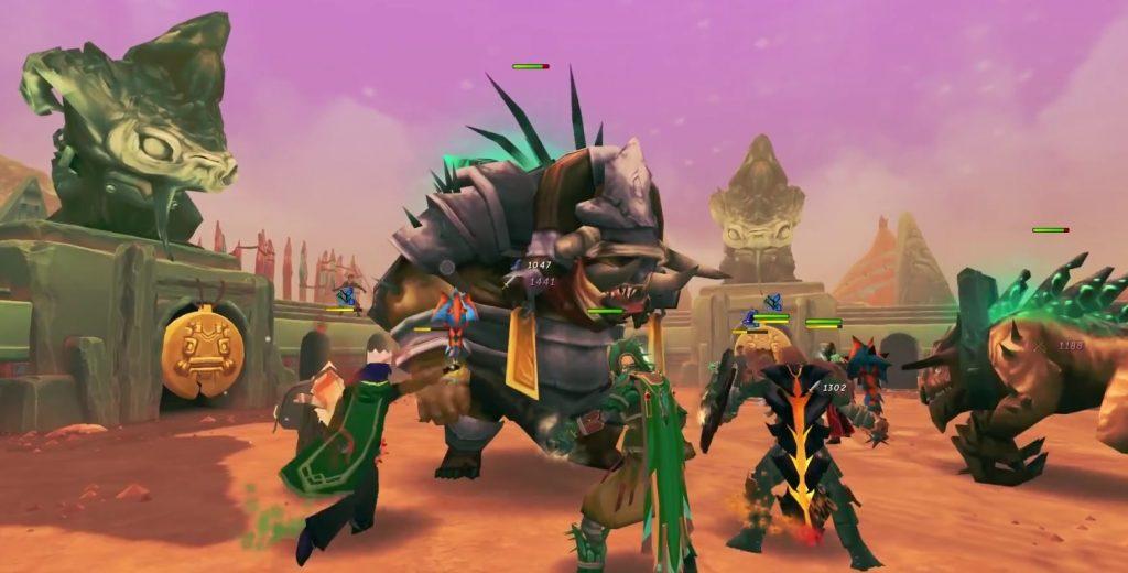 RuneScape Raid