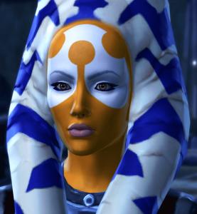 Azshara ist eine Gefährtin des Sith-Inquisitors - und eine der Romanzen-Optionen.