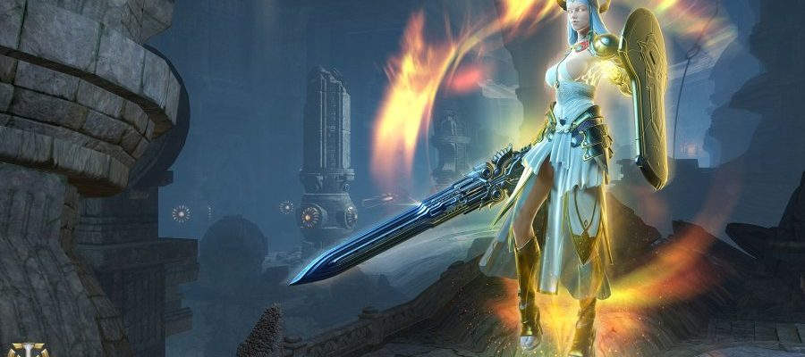 Skyforge: Action-MMO kommt auf die PS4 – Konkurrenz für Neverwinter?