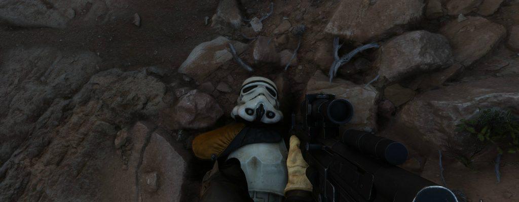 Star Wars Battlefront: NDA der Alpha klappt ja super – Leaks allüberall