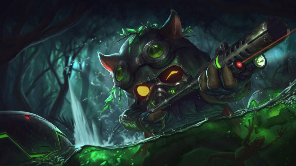 TEEMO-League-of-lEgends