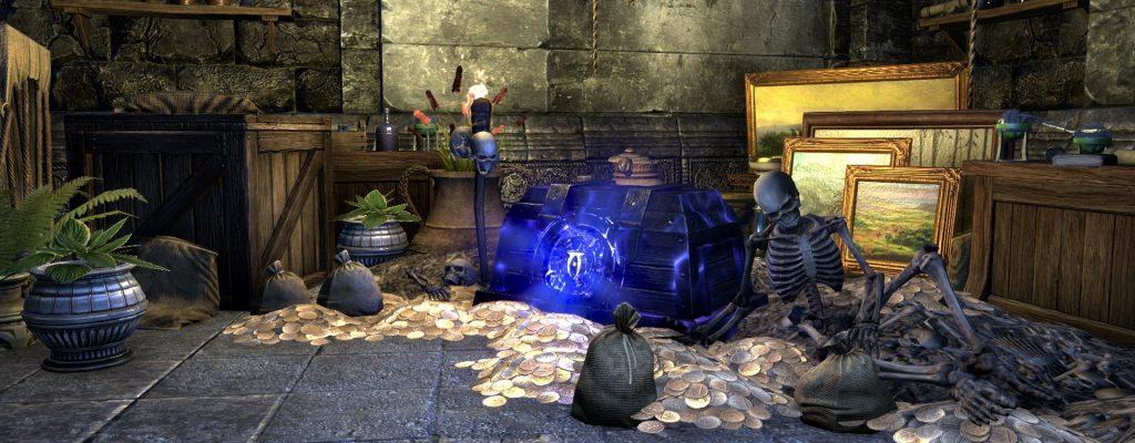 Elder Scrolls Online: Ihr könnt jetzt €-Item für Gold erhandeln, aber …