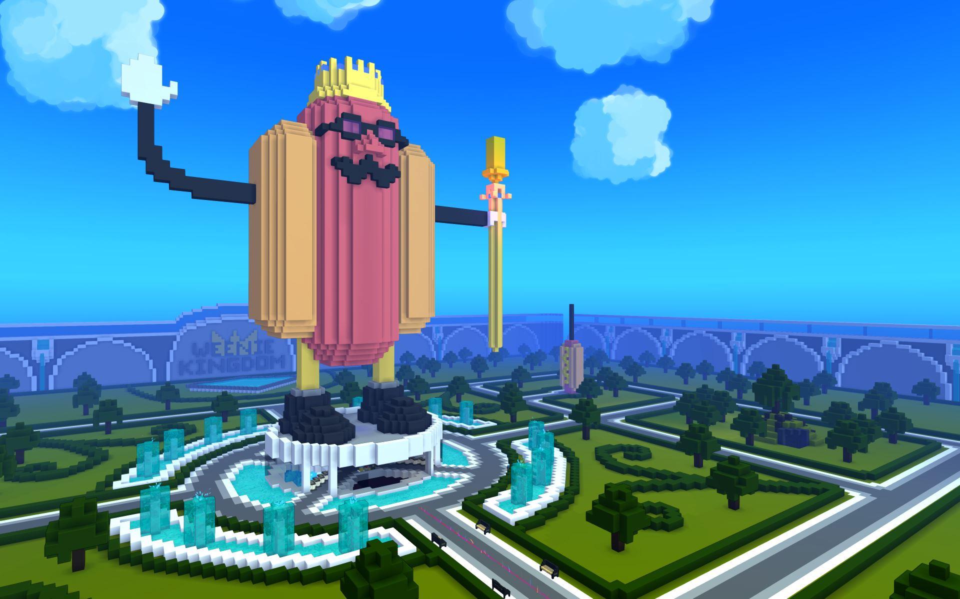 TROVE Weenie Kingdom