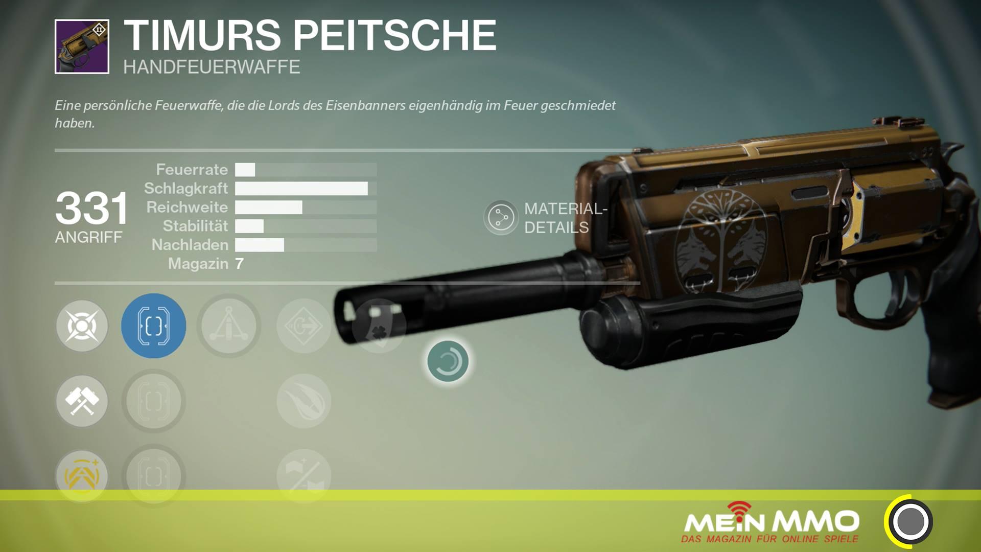Timurs-Peitsche-Destiny