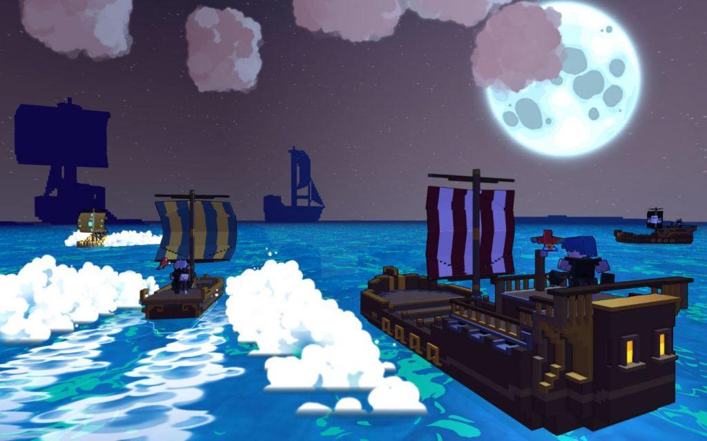 Trove Piraten Schiffe
