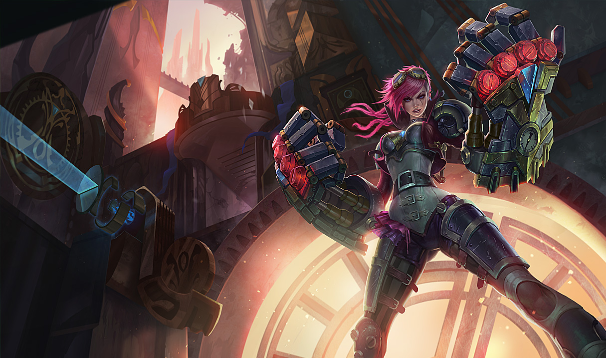 VI-League-of-Legends
