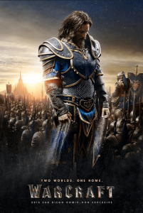 Anduin Lothar - ein weiterer legendärer Held der Allianz.
