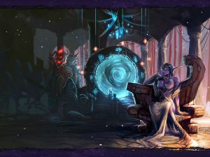 Übliche Verdächtige als Star einer Erweiterung: Azshara