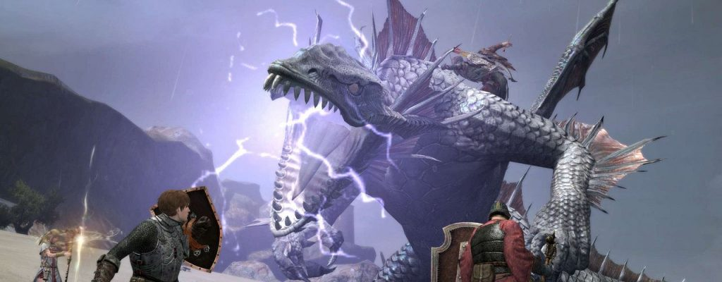 Dragon's Dogma Online – MMORPG oder MORPG?