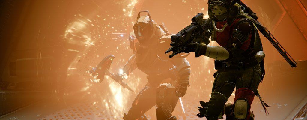 Destiny: 2 neue Emotes, Shader und Sparrow aufgetaucht – Die Geschichte von zwei Hütern