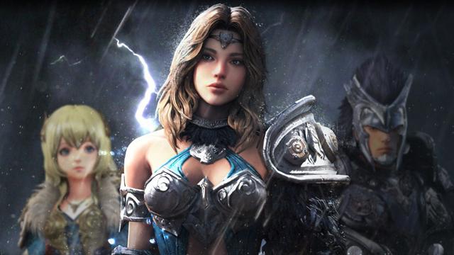Action-MMORPG Asker zeigt 12 Bosskämpfe – das zockt man in Korea so