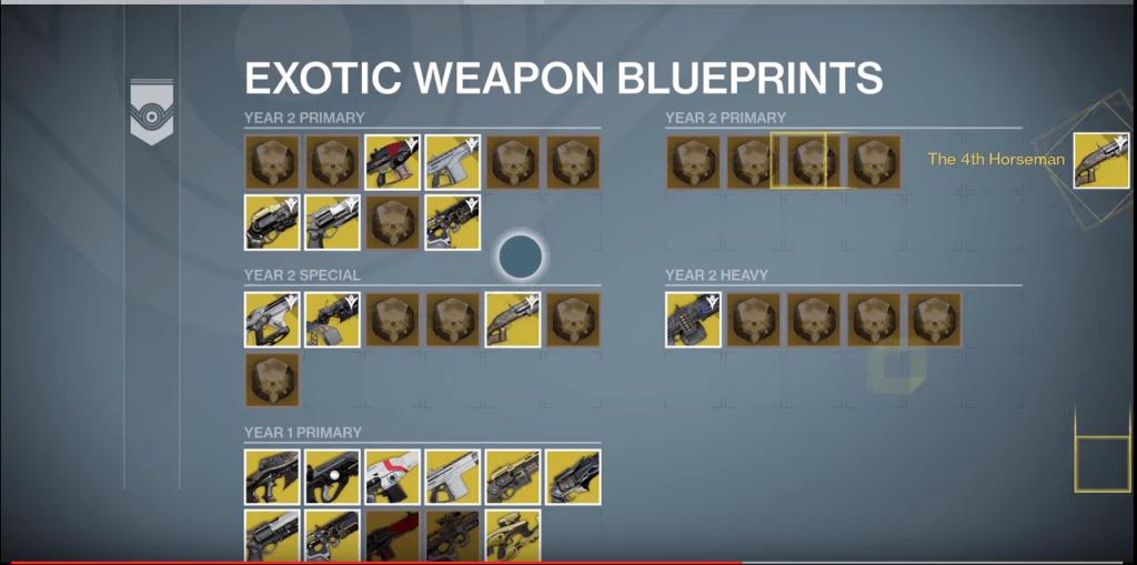 Blueprints-Exo-Destiny