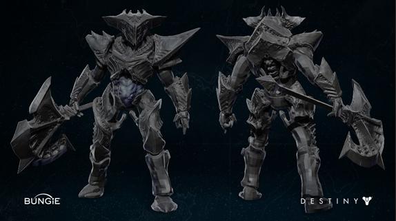 Darkblade-Destiny-Vorstufe