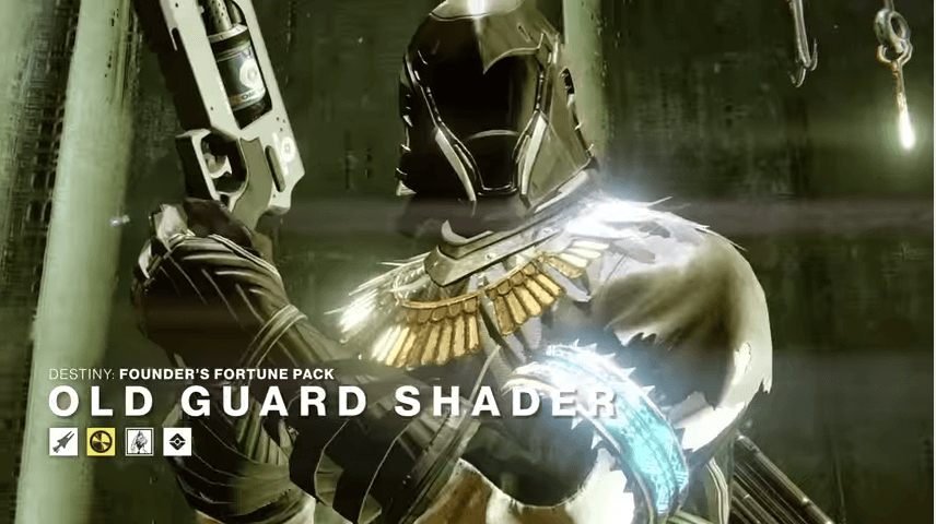 Destiny-Old-guard-Shader