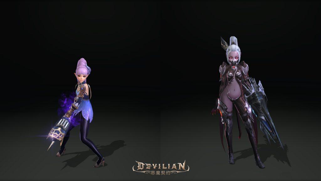 Devilian-Cannoneer