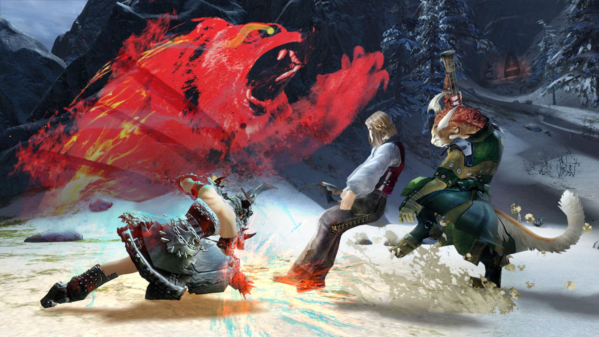 Guild Wars 2 Berserker Wild Blow