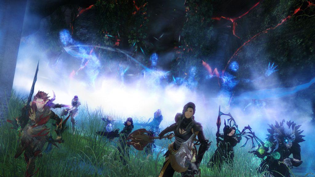 Guild Wars 2 Raid 1