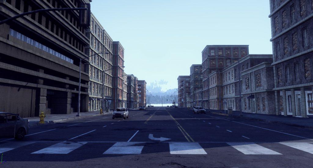H1Z1-Straße