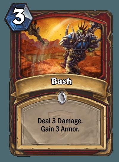 HearthStone Bash
